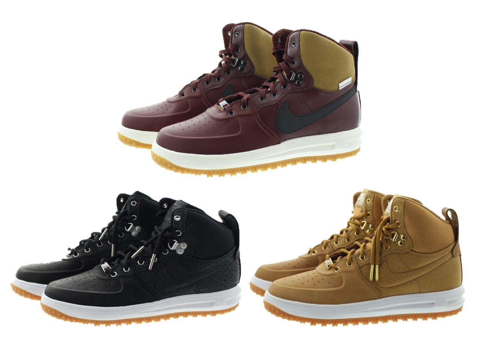 Nike 654481 Mens Air Lunar Force 1 1 1 High Top Sneakerboot