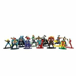 DC Comics Nano Metalfigs Die-Cast Metal Mini-Figures 20-Pack