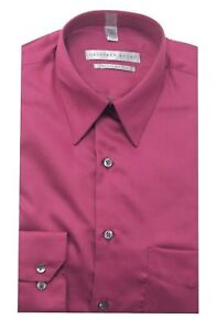 Geoffrey-Beene-Wrinkle-Free-Regular-Fit-Cotton-Blend-Pink-Sateen-Dress-Shirt