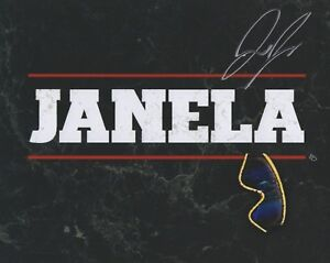 Details about Joey Janela Signed 8x10 Photo Wrestling Autograph WWE Evolve  CZW All In 2018 AEW