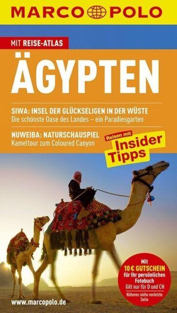 Ägypten. MARCO POLO Reiseführer von Jürgen Stryjak (2009, Taschenbuch)