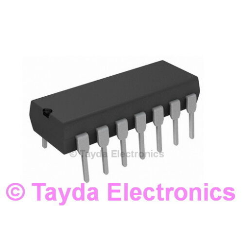 FREE SHIPPING 2 x CD4047 4047 IC CMOS Monostable Multivibrators