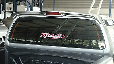 REAR SPOILER  FOR NISSAN NAVARA D40 2005 - 2013
