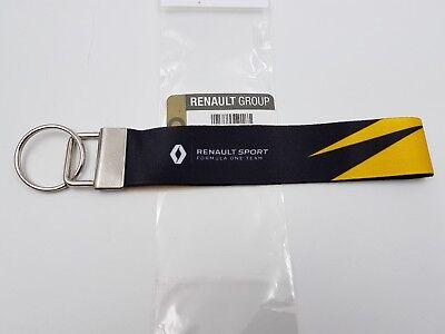 Keyring F1 Portecle Llavero Renault Sport Rs Formula One New Genuine Oem Ebay