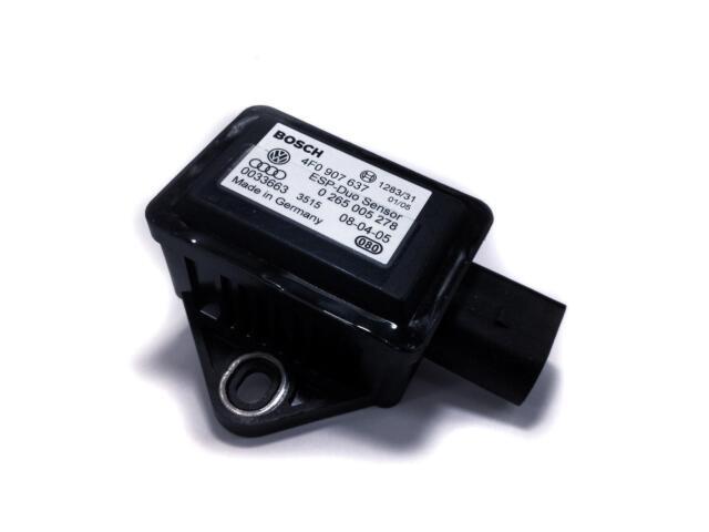 ESP Duosensor Drehratensensor BOSCH 0265005213 Audi A6 Avant 4B C5