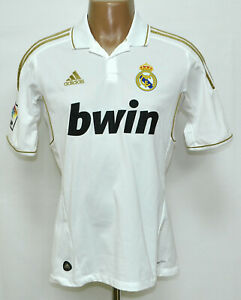 REAL-MADRID-SPAIN-2011-2012-HOME-FOOTBALL-SHIRT-JERSEY-ADIDAS-SIZE-S-ADULT
