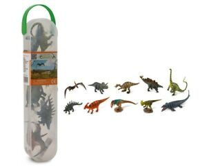 Breyer-By-CollectA-Box-of-Mini-Dinosaurs-10-Different-Mini-Dinsosaurs