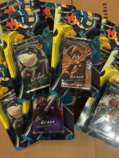 Booster Pack 10 pack lot MegaMan Nt Warrior CCG TCG Game 10-card Power Up
