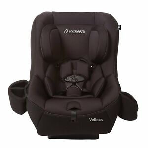 Maxi-Cosi-Vello-65-Baby-Infant-to-Toddler-Easy-Clean-Convertible-Car-Seat-Black