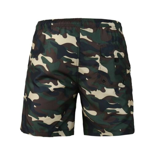 Men/'s Print Beach Pool Fast Dry Water Resistant Pocket Swim Trunks Shorts S-XL