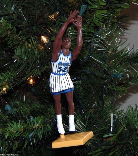 innovative design 3bcf0 fc311 shaquille O'NEAL orlando MAGIC basketball NBA xmas ornament ...