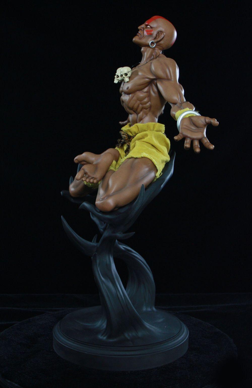 wholesape barato Street Fighter Fighter Fighter Dhalsim 1 4 Escala Estatua Pop Culture Shock  ofreciendo 100%