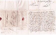293 AUTOGRAPHE-LE CAP-HAÏTI-ARISTOCRATIE-NOBLESSE-GENDARME-LOUIS XVI-1754