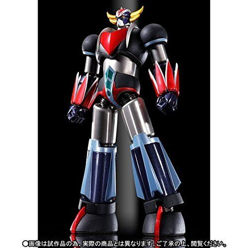NEW  Bandai Super Robot Alloy Grendizer iron finish 145mm Import from Japan F/S