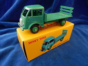 ATLAS-DINKY-TOYS-CAMION-Truck-FORD-PLATEAU-BRASSEUR-25H-TOP