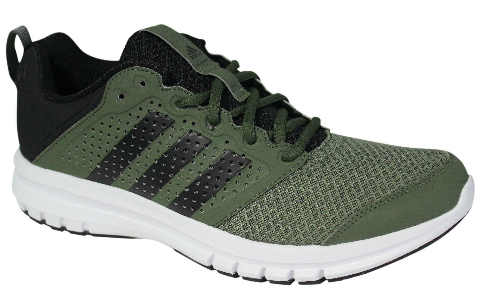 Adidas Sports Performance Madoru Mens Trainers Running Shoes Green B40363 D80