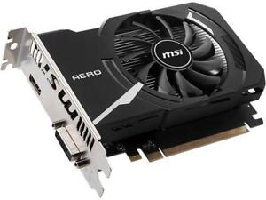 MSI-GeForce-GT-1030-DirectX-12-GeForce-GT-1030-AERO-ITX-2GD4-OC-2GB-64-Bit-DDR4