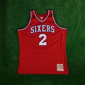 a141d40acd9 Image is loading 1982-83-Moses-Malone-Philadelphia-76ers-Mitchell-amp-