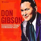 Lonesome Singer Songwriter With Rockabilly Flair by Don Gibson (CD, May-2011, Complete Country)