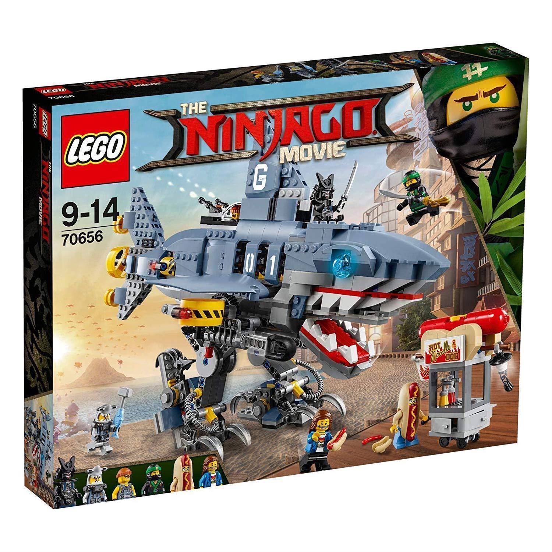 LEGO Ninjago - 70656-Garmadon Garmadon Garmadon-Sigillato Nuovo di Zecca & 1