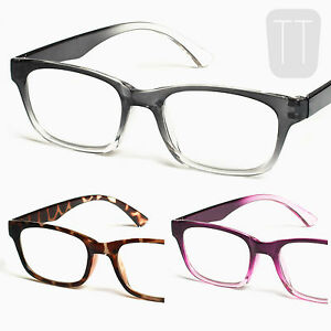 3-PAIRS-Retro-Rimmed-Readers-READING-GLASSES-Strengths-1-50-2-00-2-50-3-0-3-5