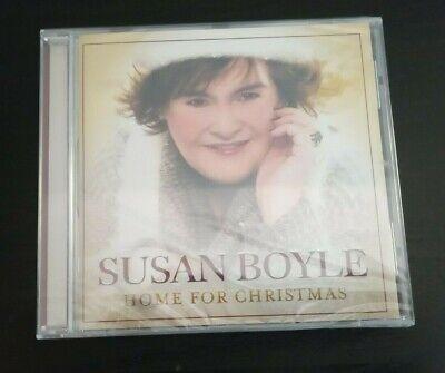 CD ALBUM - SUSAN BOYLE - HOME FOR CHRISTMAS - NEW AND
