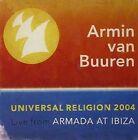 Univeral Religion 2004 Live Armin Van Buuren Audio CD