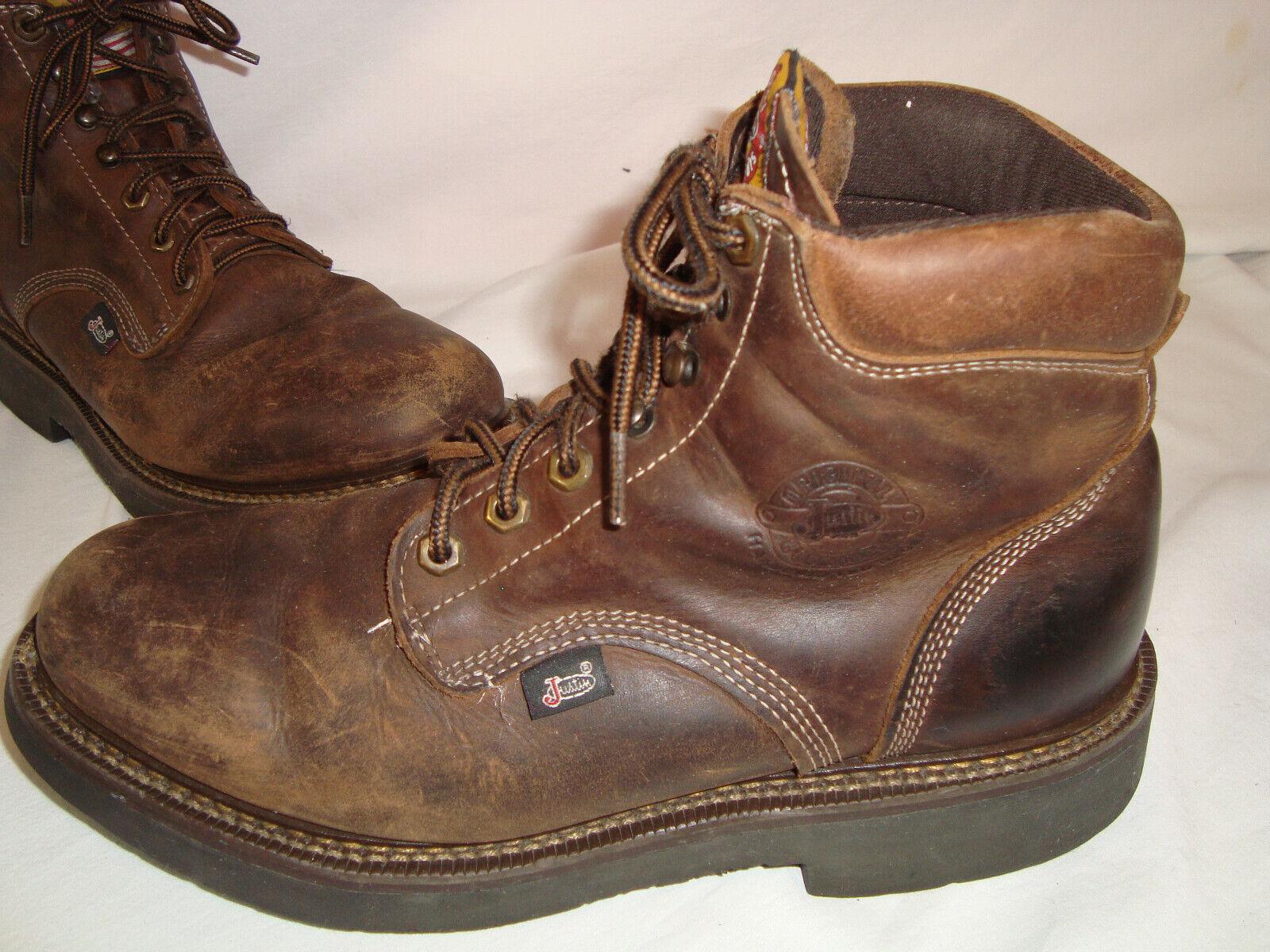 risparmia il 60% di sconto Vintage Vintage Vintage Justin JMAX stivali Dimensione 11  prodotti creativi