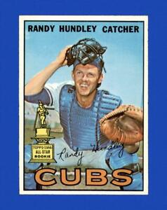 1967-Topps-Set-Break-106-Randy-Hundley-NM-MT-OR-BETTER-GMCARDS