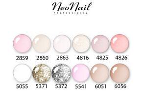 Neonail Wedding Shades Collection Uvled Hybrid Nail Polish All