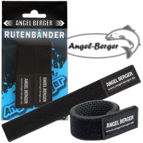 Angel Berger Ruten Klettband Rutenbänder