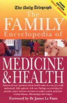 1 of 1 - The Family Encyclopedia of Medicine & Health: Third edition (Daily Telegraph), L