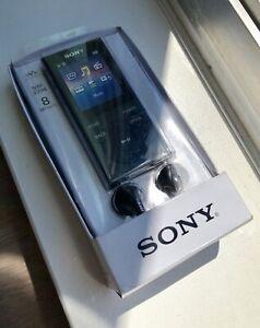 Sony-NW-E394-8GB-Walkman-MP3-Player-With-FM-Tuner