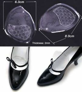 1-x-Pair-Arch-Support-Gel-Pads-Pain-Relief-Shoes-Insoles-Heels-Silicone-Forefoot