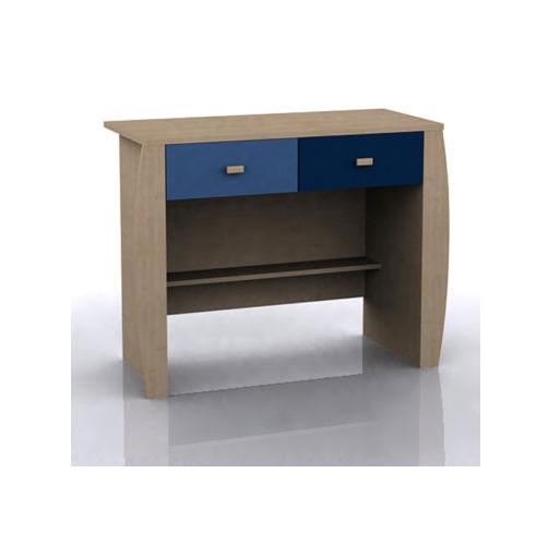 Sydney Blue 2 drawer desk dresser dressing table children's playroom bedroom new