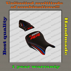 Custom-Design-Seat-Cover-BMW-S1000RR-12-14-black-red-blue-white-strips-001