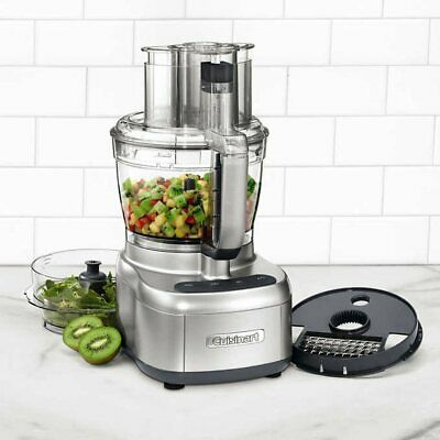 Cuisinart Elemental 13 Cup Food Processor With Dicing Kit