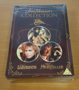 Jim-Henson-Collection-DVD-Box-Set-New-And-Sealed-The-Storyteller-Labyrinth