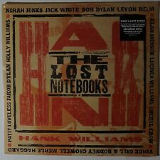 V.A. Hank Williams - The Lost Notebooks LP/CD 180g vinyl NEU/OVP/SEALED