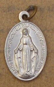 Ur Altes Pilger Medaillon - Heilige Maria / Muttergottes (AZ45) - Weilerswist, Deutschland - Ur Altes Pilger Medaillon - Heilige Maria / Muttergottes (AZ45) - Weilerswist, Deutschland