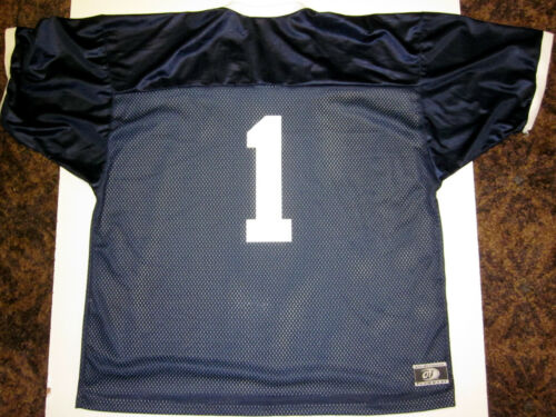 PENN STATE NITTANY LIONS YOUTH FOOTBALL JERSEY #1 YOUTH LARGE