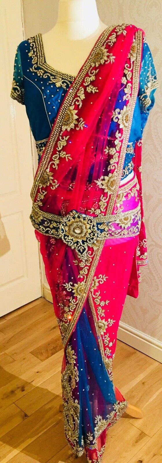 Plus Size Indian Bollywood Traditional Pakistani  Wear Readymade Designer Piece