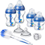 Tommee-Tippee-Advanced-Anti-Colic-Baby-Bottle-Newborn-Starter-Set-Blue thumbnail 2