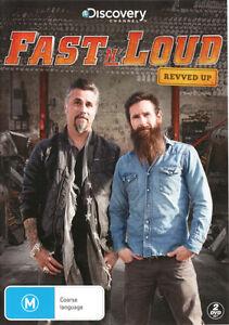 Fast-N-039-Loud-Revved-Up-NEW-DVD-Region-4-Australia