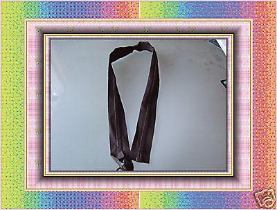 Nylon marron zip 71 28 pouces ouvertes buy4 get1 free
