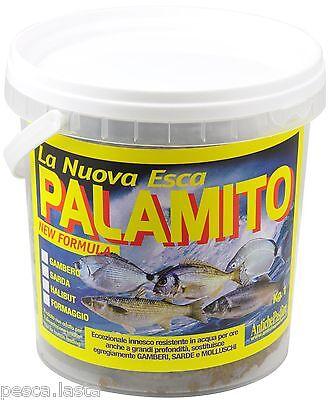 pasta innesco ami palamito pesca mare spiaggia rete barca orate cernie 1kg PL481