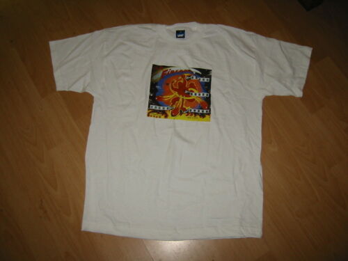 Neues Flipper T Shirt,Gr Motiv Fireball Marke Fruit of the Loom XL