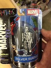 Marvel Minimates Tower Records Exclusive Silver Surfer Single Pack
