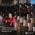 Opera Arias and Concertos-The Baroque Project III von Kristina Hammarström (2014)
