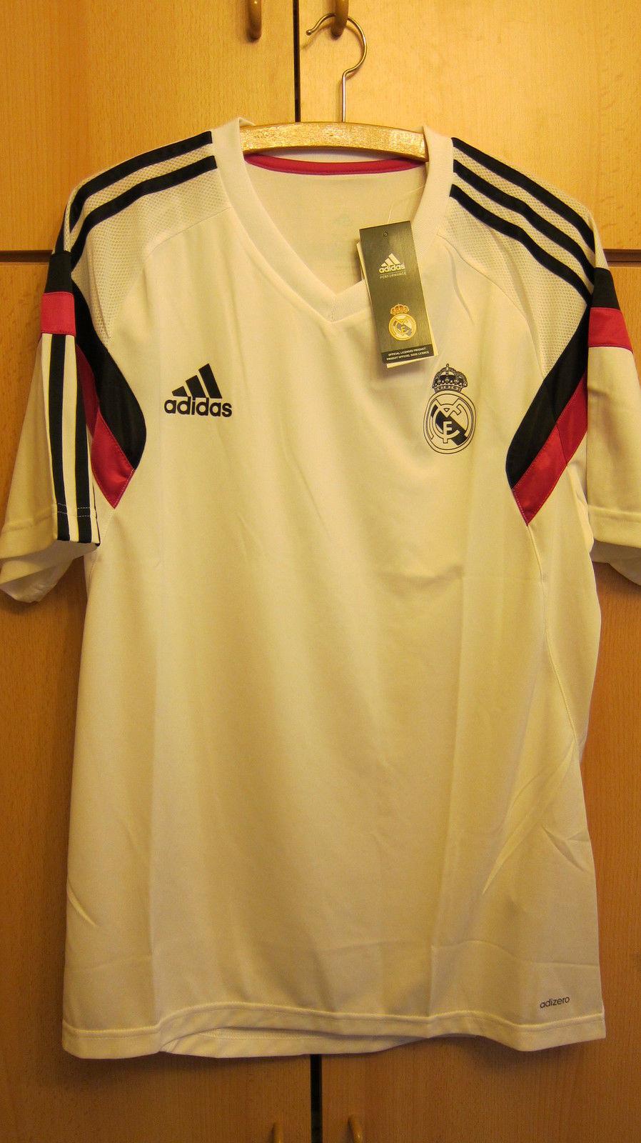 Neu,Adidas Real Madrid Gr L Trikot,AdiZero,Spanien,Jersey,Camiseta,Maggie,maillot